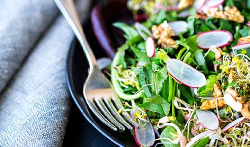 Printemps: Mettez du vert dans vos assiettes