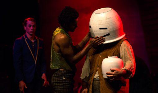 Cirque Starlight, du burlesque pour tous ©C. Martignoli