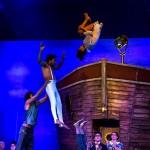 Cirque Starlight, acrobates ©C. Martignoli