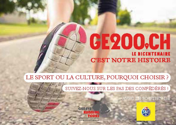 Genève Running Tours