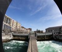 Visite guidée du barrage du Seujet