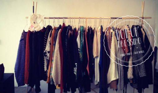 Pop-Up Dressing VOL VII @ The Square (vide-dressing)