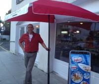 Une «épicerie tea-room poste» s'ouvre à Corsier