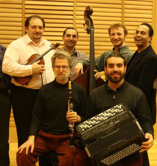 Joel Rubin klezmer ensemble – Midnight Prayer