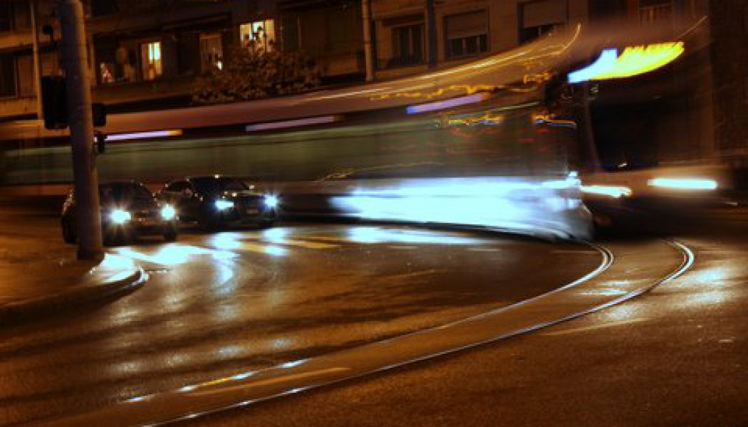 La rue de Lausanne revisitée