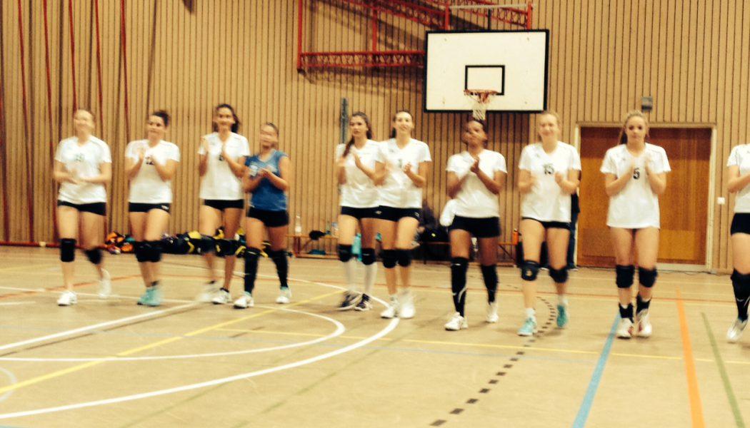 Les filles de Servette Star-Onex Volleyball ratent la promotion en 1ère Ligue