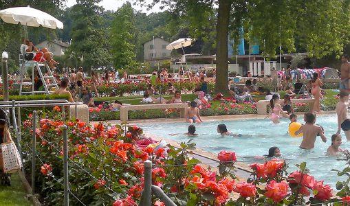 La piscine de Carouge souffle ses 50 bougies