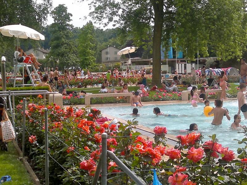 La piscine de carouge souffle ses 50 bougies sign gen ve for Carouge piscine