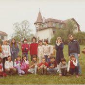 L'école de Choulex, une fringante centenaire!