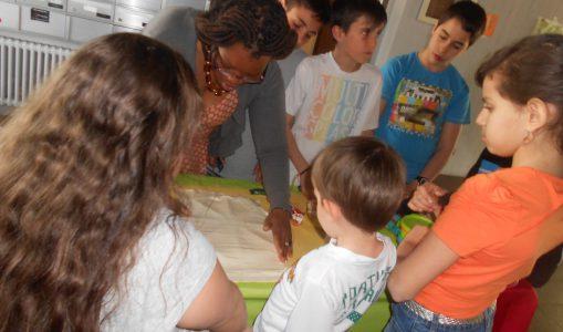 Enfants cuisiniers et gourmets à Carouge