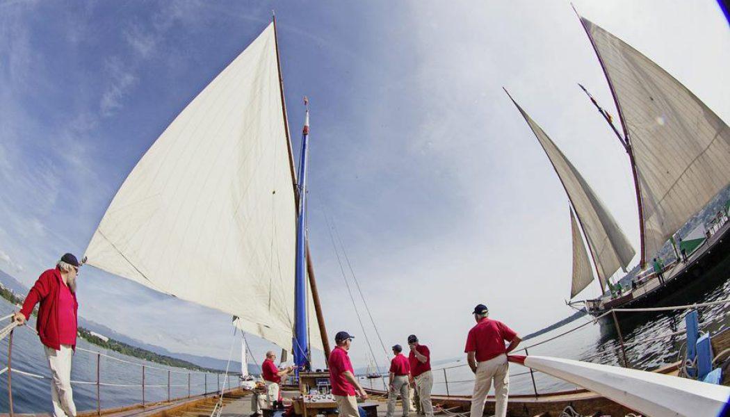 A bord de la «Neptune» pour fêter le bicentenaire