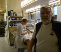 Le président de l'association des boulangers a rendu son tablier