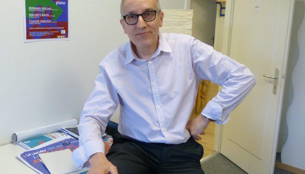 Michel Bovey : 30 ans au service de la musique à Lancy