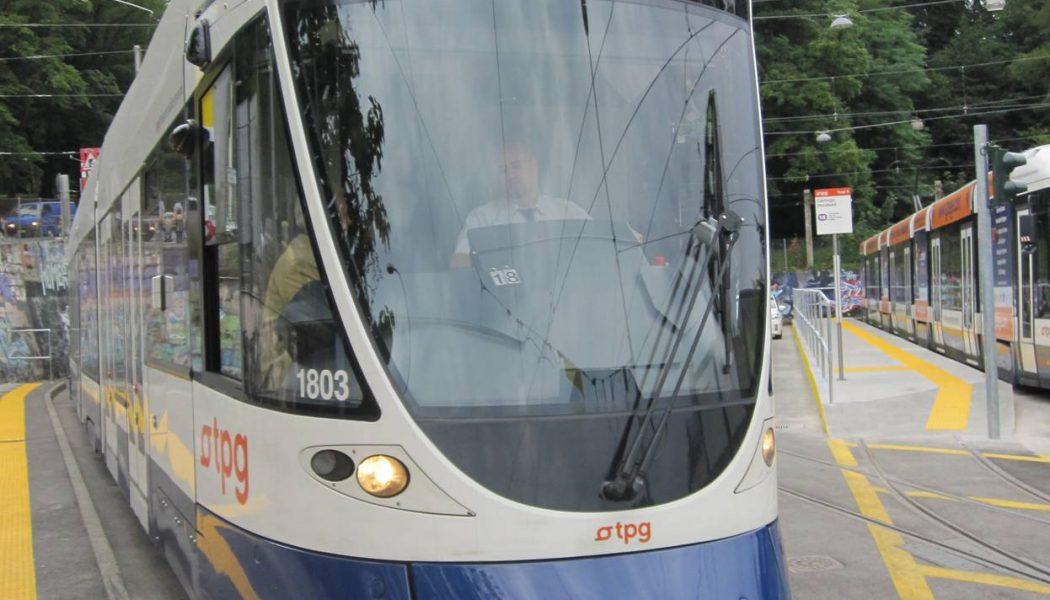Un tram 18 relie Carouge à la gare, grâce à la mobilisation citoyenne