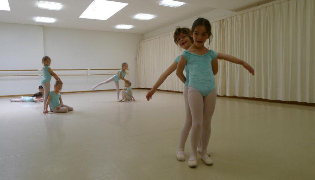 Les futures prima ballerina du Conservatoire