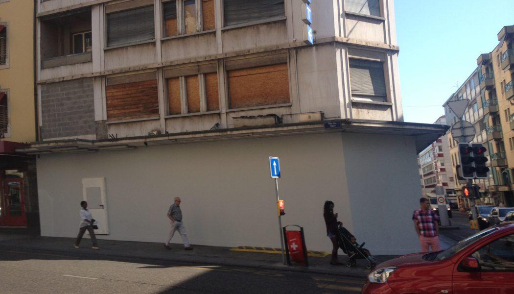 La verrue de la rue des Alpes a été assainie
