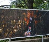 De mystérieuses images s'affichent à Lancy et Plan-les-Ouates