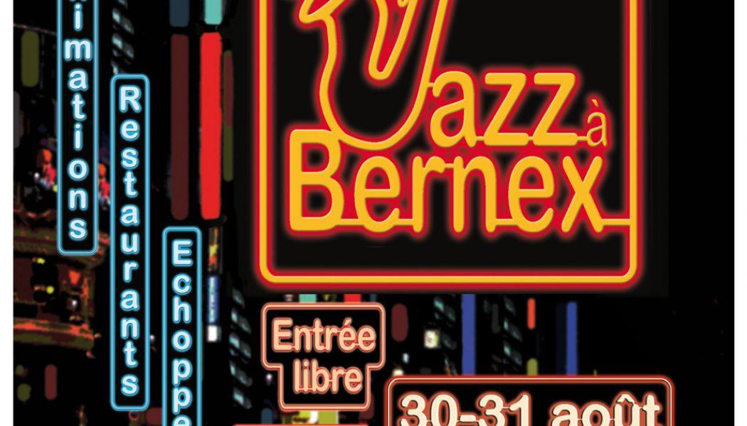 JAZZ à Bernex