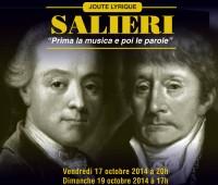 Mozart-Salieri : joute lyrique