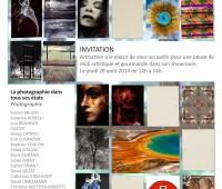Venez au 4ème lunch artistique d'Artraction le 28 août