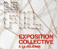 exposition collective le Fil