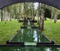 Une drôle de fontaine «bio»