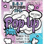 Pop-Up Dressing VOL VIII @ The Square (vide-dressing)