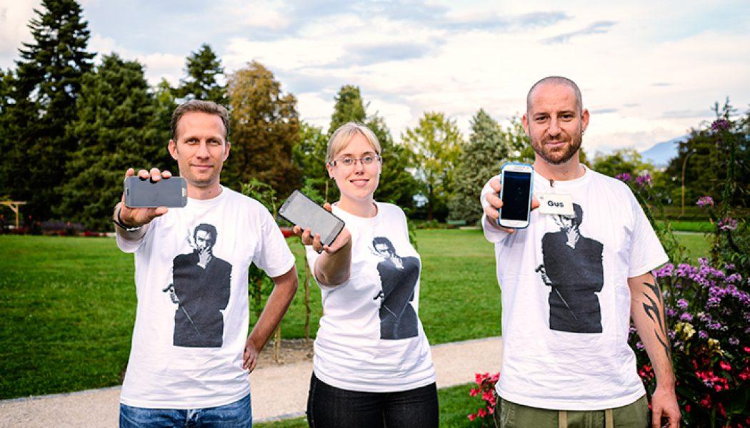 Sherlock grandeur nature organisé par Gus&Co ©C. Martignoli