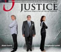 Pièce de Théâtre «Sweet Justice», la médiation à coeur ouver