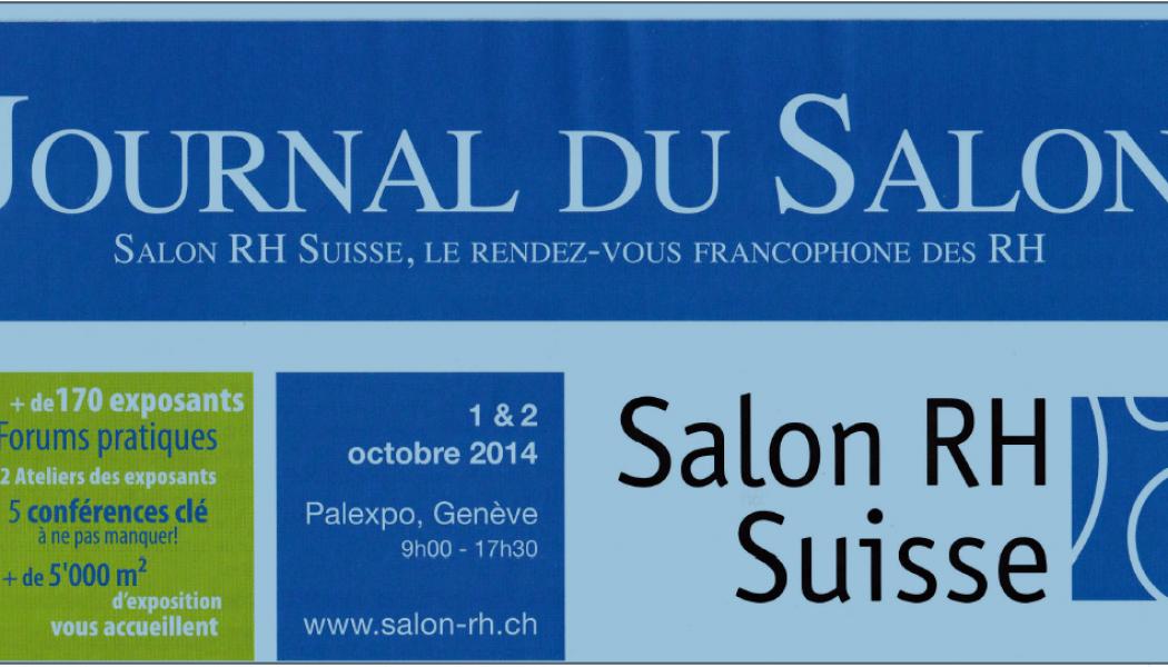 Salon rh suisse sign gen ve for Salon solutions rh