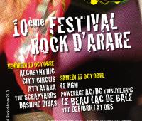 La campagne genevoise va rock and roller ce week-end