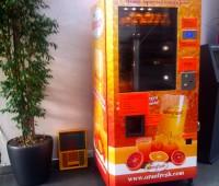 Les jus d'orange font leur entrée à Uni Mail