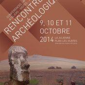 Rencontres archéologiques à Plan-les-Ouates