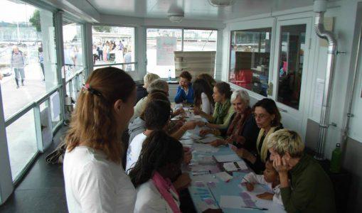 Les ateliers de Haïku: un modèle de créativité collective