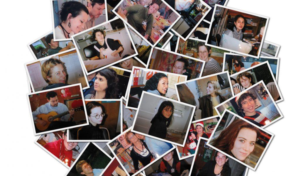 11. Les étudiants de la HETS en stage à Beau-Séjour