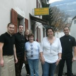 Dulce Neuenschwander et son équipe