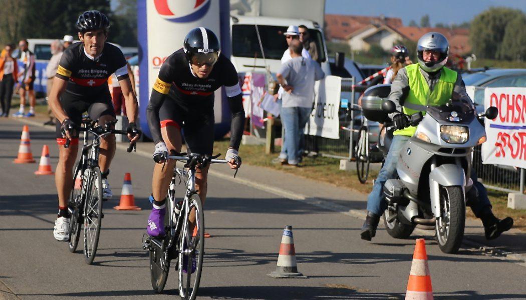 Le Défi Boscardin, une course cycliste en devenir