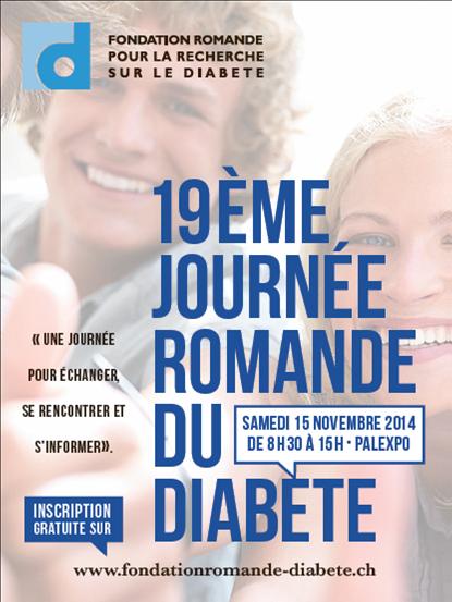 19ème Journée Romande du Diabète