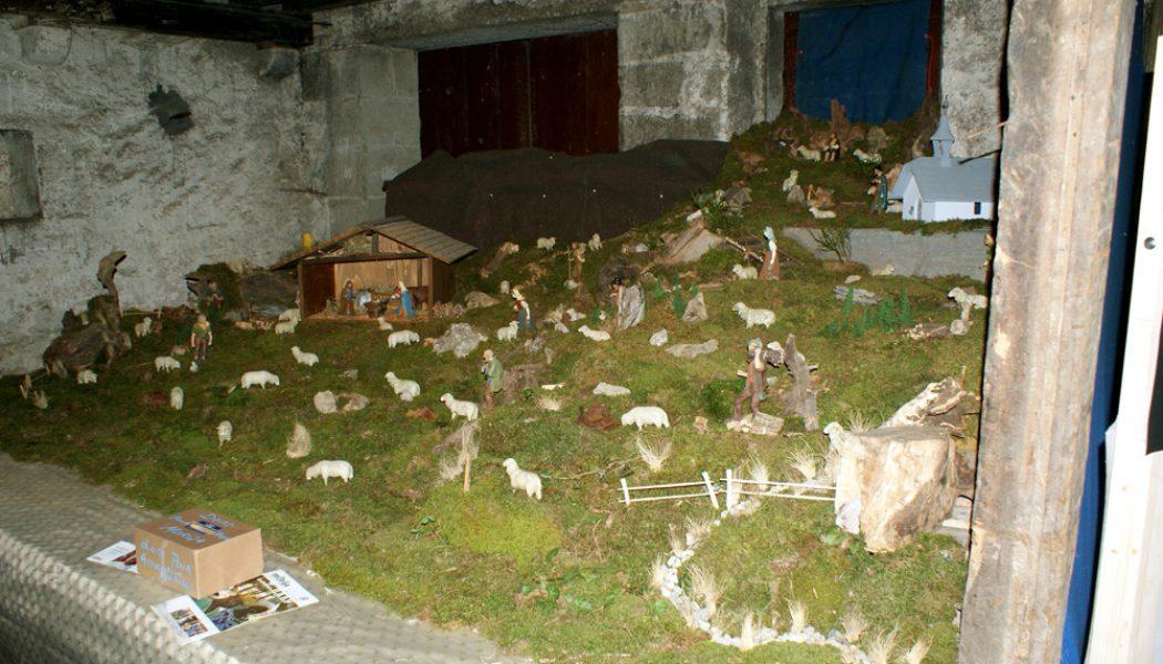 Le Sentier des crèches à Soral