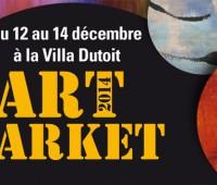 Art Market / Marché de l'art à la Villa Dutoit