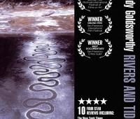 Projection de «Rivers and Tides»