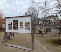 Le Prix Töpffer s'expose devant les Vernets