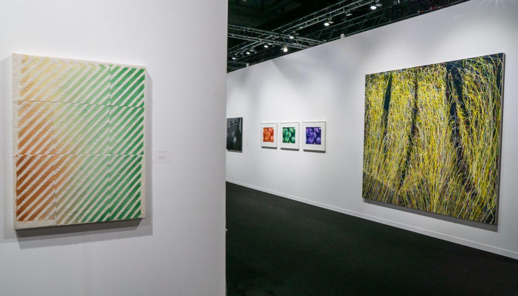 Salon d'art contemporain « Artgenève » 2015