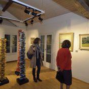 «La peinture suisse» exposée à l'espace Nouveau Vallon