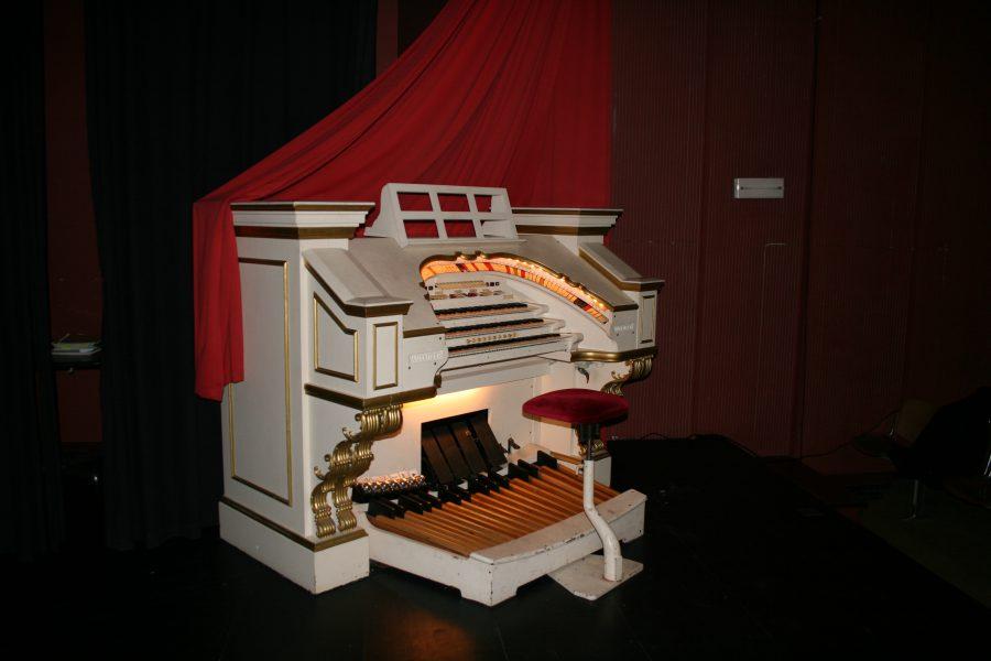 L'orgue de Claparède nous fait son cinéma