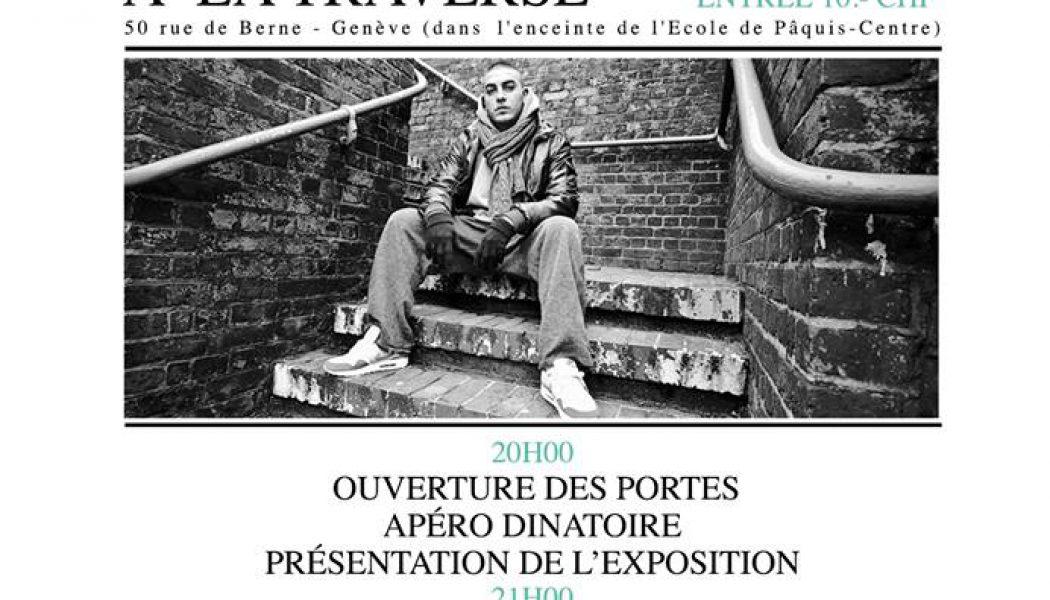 Concert / Expo d'Eriah à la Traverse – Un croisement multi-artistique