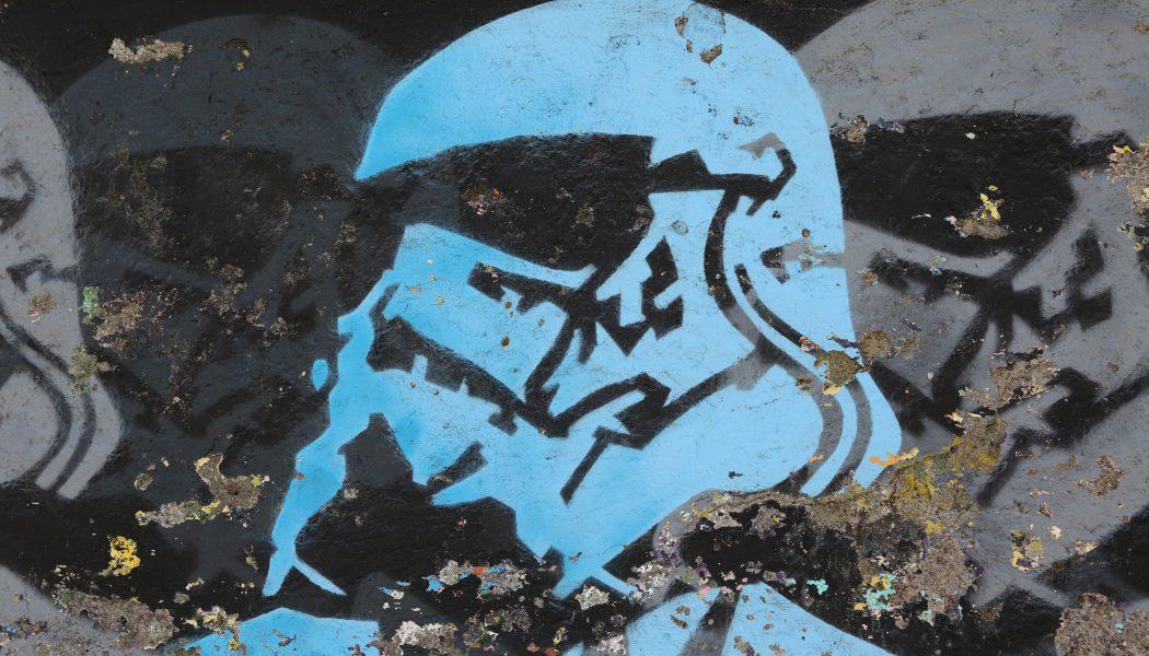 Promenade street art à la Jonction.