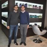 Alex Massey et Nabil Barbir, fondateurs du Glampass. © FK