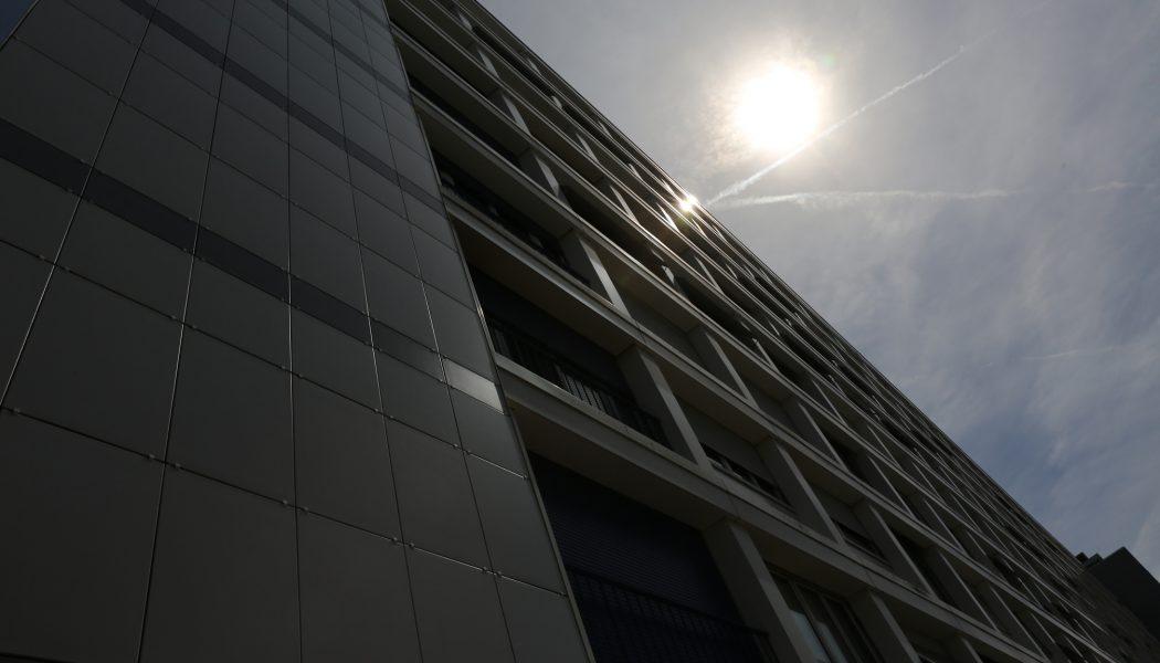 Promenade architecturale à Onex.