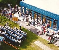 34. Les premiers concerts dans le parc de Beau-Séjour